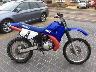 "Yamaha dt 125 ""Spares Or Repair"""