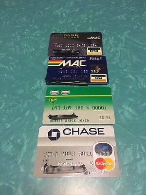 Old Credit Csrds
