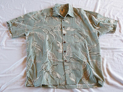 Kahala Hawaiian shirt XL