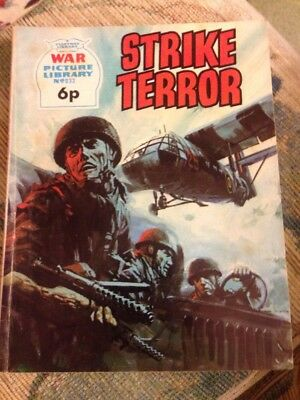 WAR PICTURE LIBRARY - No 833 Strike Terror