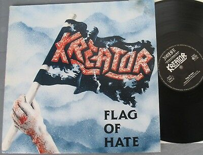 Kreator - LP - Flag of Hate