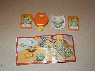 KINDER SURPRISE - Go Move / EN063C