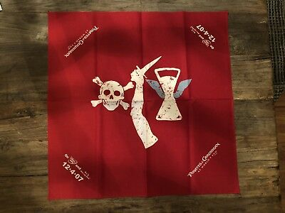 Pirates of the Caribbean 8 Pirate Lords Bandanas. Complete Promo Set