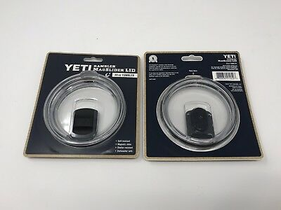 Pack Of Two Yeti 30 Oz Tumbler Magslider Lids NEW