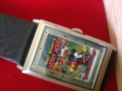 Mickey Mouse Watch PRICE REDUCED