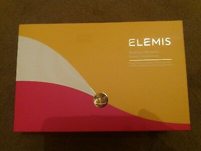 ELEMIS RADIANT MOMENT Normal/Dry Skin NEW UNWANTED GIFT BOX GIFT SET