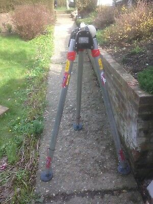 TR2 Tripod, Fall Arrest Manhole Height adjustable Rescue.........
