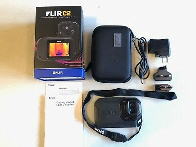 Flir C2 72001-0101 Powerful And Compact Thermal Imaging System