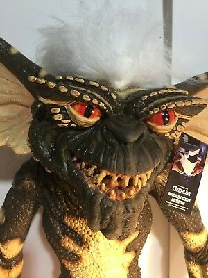 Gremlins Evil Stripe Puppet by Trick Or Treat Studios Prop Replica 1:1 Real Hair