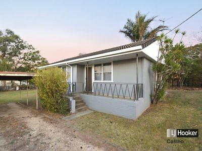 House, 3 bedroom, 1 bathroom, large yard in CASINO NSW