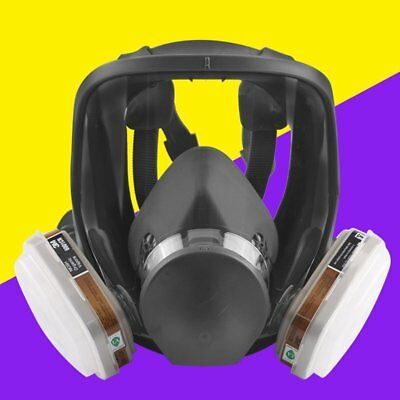 15 in 1 For 3M 6800 Facepiece Respirator Gas Mask Full Face Painting Spraying RE