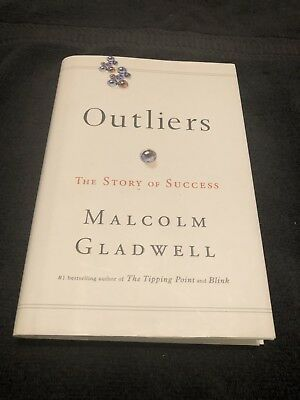 Outliers : The Story of Success by Malcolm Gladwell (2008, Hardcover, Large...