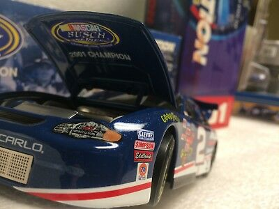 1:24 Kevin Harvick #2 AC-DELCO CHAMPIONSHIP BUSCH SERIES Die-Cast NASCAR SNAP-ON