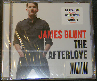 James Blunt - The Afterlove CD NEU & OVP in Folie eingeschweisst Album 2017