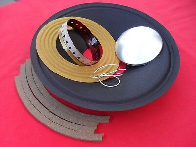 "Recone Kit for JBL D120 12"" 8 ohm.  SPEAKER PARTS."