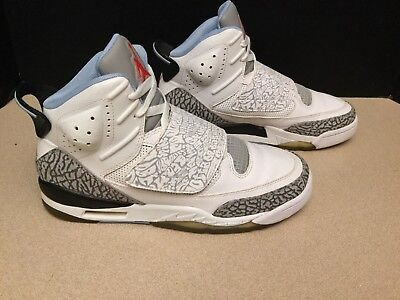 """d99dfbe015d YOUTH BOYS NIKE Air Jordan """"Son Of Mars"""" GS Shoes. Size 7Y. Great ..."""