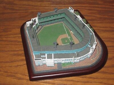 Remarkable Danbury Mint Comiskey Park Chicago White Sox Stadium W Coa Onthecornerstone Fun Painted Chair Ideas Images Onthecornerstoneorg