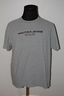 Vintage 90s Nautica Jeans Company Lil Yachty NJC T Shirt