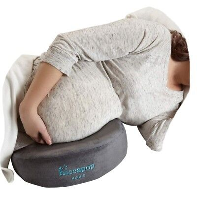 Pregnancy Pillow Wedge For Belly Back Sleeper Knees Pregnant Support Pain Travel