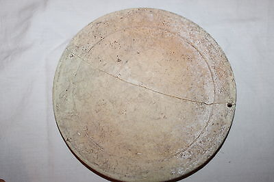ANCIENT ROMAN POTTERY PLATE 1st CENTURY BC/AD