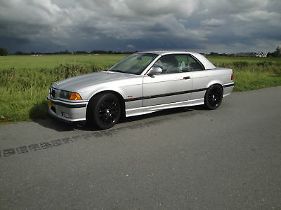 BMW E36 M3  3,2 ltr Cabrio automatic Factory hardtop complete history all bills!