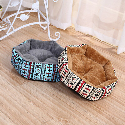 Mat Size Warm Blanket Nest Dog Kennel Bed Small Cute Puppy House Pad Cat Pet