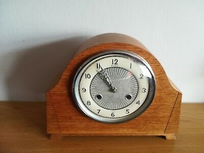 Vintage BENTIMA mantel clock - excellent condition