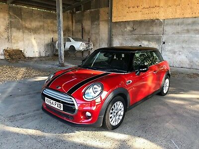 Mini Cooper D 1.5 3 Door Hatchback