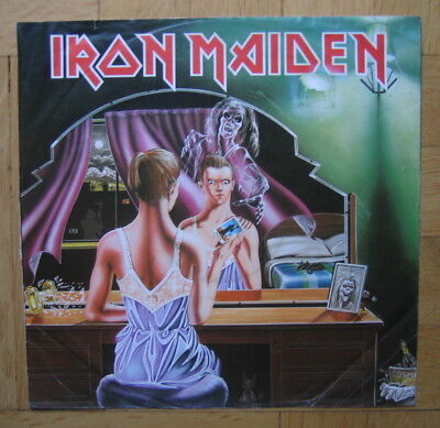 "Iron Maiden - Twilight Zone / 12"" Maxi / Original D Press 1981"