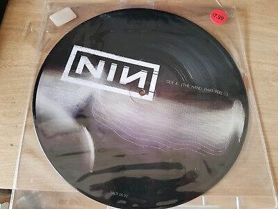 Nine Inch Nails The Hand That Feeds 10 Inch Picture Disc HALO 18 V2 UNUSED