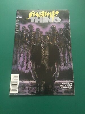 Swamp Thing Comics # 155 1995