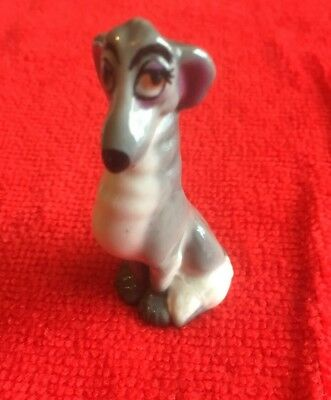 1950's Disneys's Boris Wade Whimsie From Lady And The Tramp
