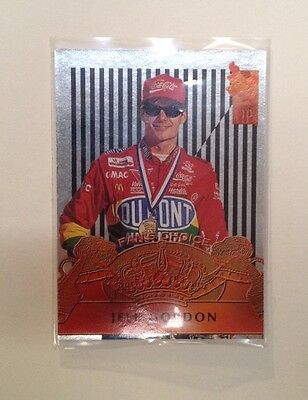 Sports Trading Cards 1995 Press Pass Vip #51 Bill Elliott Racing Card A Great Variety Of Goods