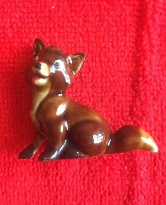 1980's Disneys's Fox Wade Whimsie From Fox And The Hound
