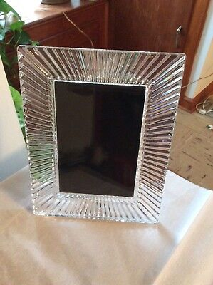 Waterford Crystal Picture Frame - Somerset