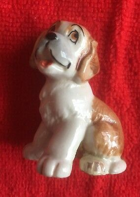 1950's Bruno Junior St Bernard Wade Whimsie From Bengo and his puppy dog friends