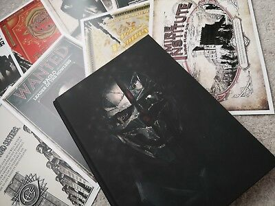 Dishonored 2 hardback collectors strategy guide