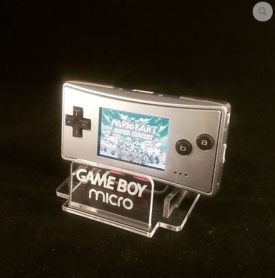 Support Gameboy Micro Acrylique