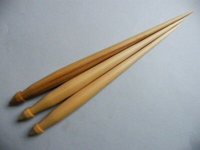 Supported Spinning Spindles