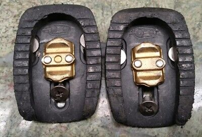 78b0b804f60 CRANK BROTHERS 3-HOLE Cleats for Quattro