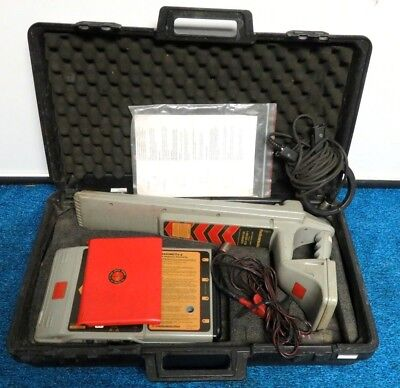 Radiodetection Locater Set Model RD400 PDL2 FA1 with RD433HCTx-2 Transmitter