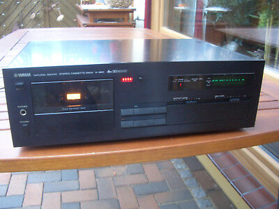 Yamaha NS Natural Sound Cassette Deck K-960