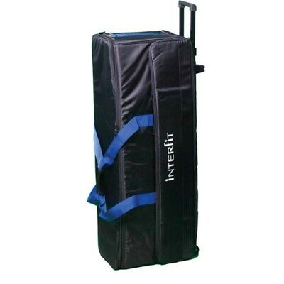 Interfit INT435 All-In-One Roller Bag Case (Black)