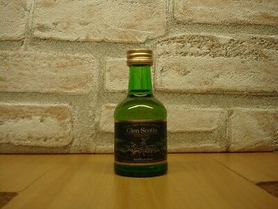 mignonnette de whisky  GLEN  SCOTIA   SINGLE MALT SCOTCH WHISKY
