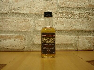 mignonnette de whisky LONGMORN HIGHLAND SINGLE MALT 15 YEARS