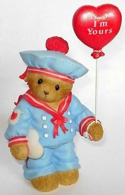 """Cherished Teddies """"You'll Always Be My First Mate"""" 4004812"""