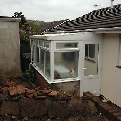 Lean To Upvc Conservatory 1.9m Wide X 3.3m Long