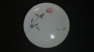 Sango Dawn Rose Bread and Butter Plate vintage mid century