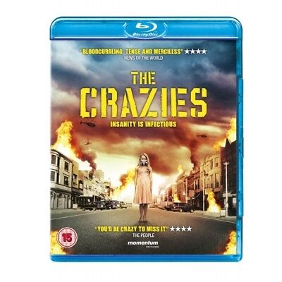 The Crazies (Blu-ray Disc, 2010, Includes Digital Copy) NEW SEALED DVD