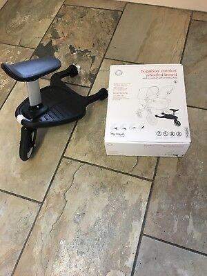 Bugaboo Comfort Wheeled Board with Adapters For Donkey or Buffalo